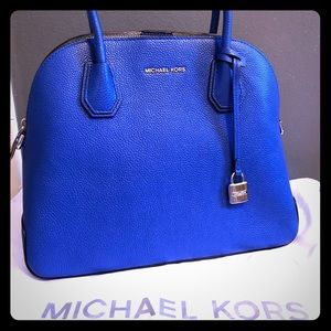 MICHAEL Michael Kors Large Dome Satchel